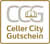 Logo Celler City Gutschein